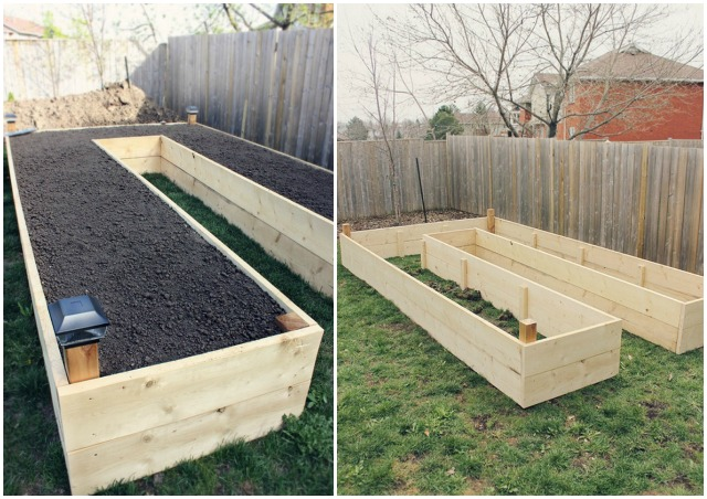 Diy How Make Raised Garden