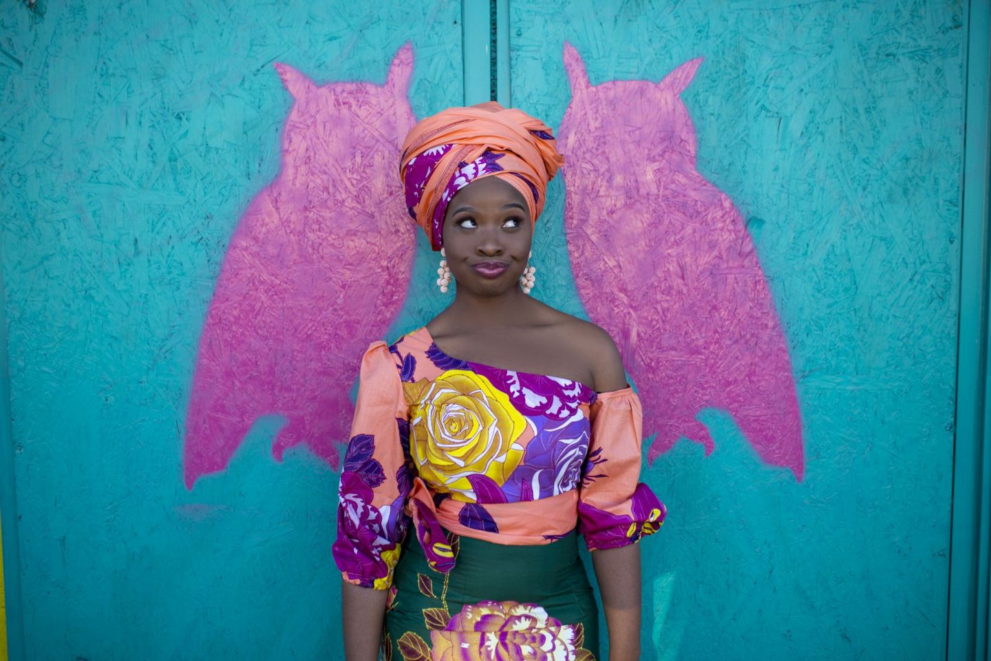 About Beeses Pieces Fiction Peplum Dress Purple Adebisi Your Everyday African Lifestyle Blog
