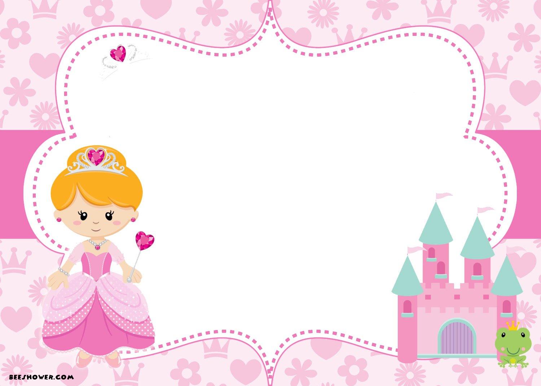 Princess Themed Baby Shower Ideas