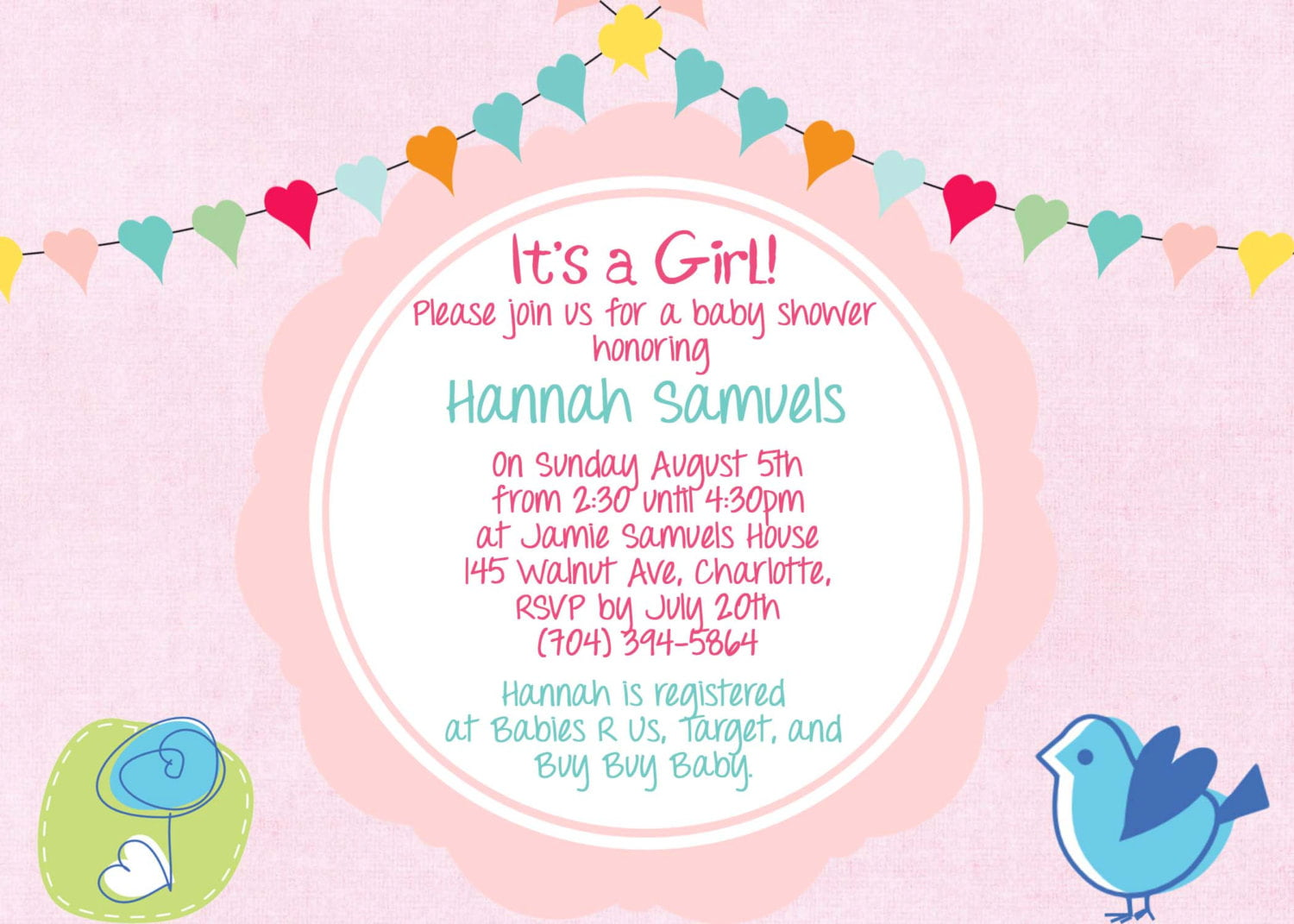 Cute Cheap Baby Shower Invitations