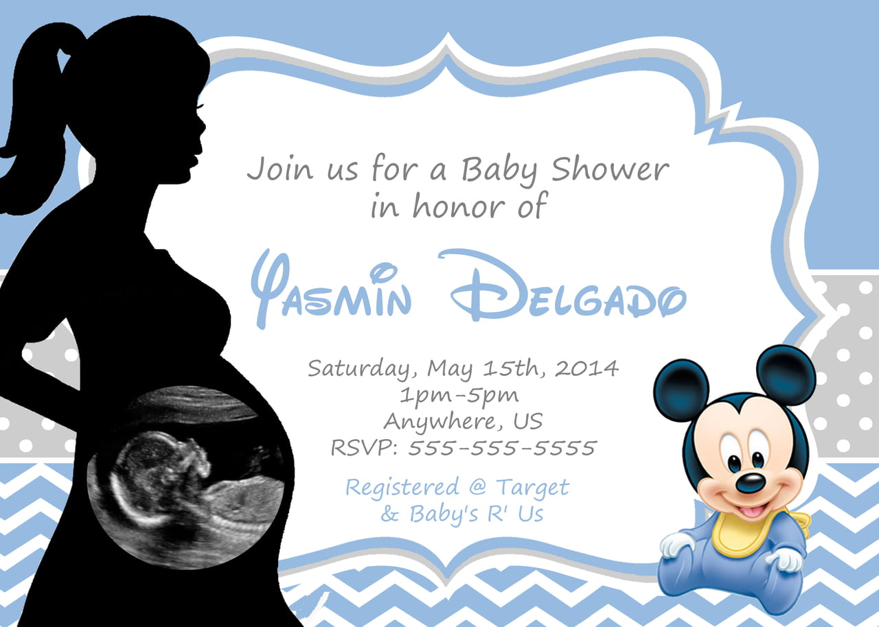 Buy Baby Shower Invitations Online