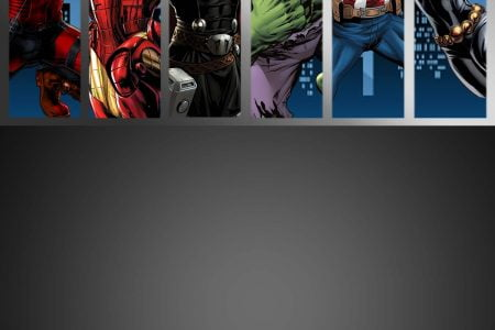 avengers birthday invitation templates