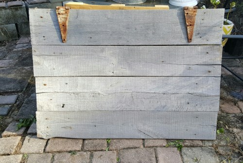 Rustic Farmhouse Barn Door DIY