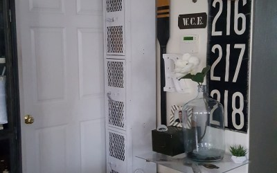 Small But Functional Mudroom for Any Space