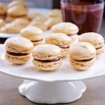 hazelnut-macarons-gluten-free
