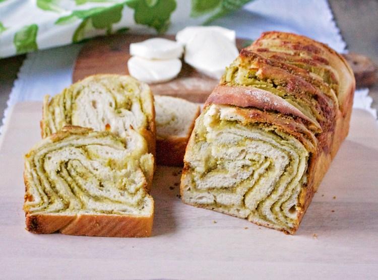 braided-pistachio-pesto-sourdough-bread-braided