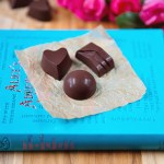 raw homemede chocolates