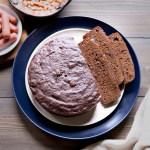 whole grain sourdough boston brown bread
