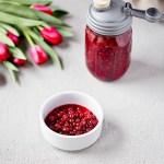 Russian Brined Lingonberries {food + medicine}