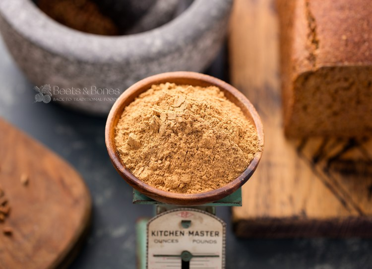 russian red rye malt solod