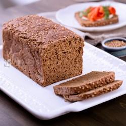 Russian Sourdough Borodinsky Bread {rye + coriander}