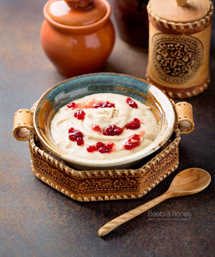 russian fermented kissel porridge