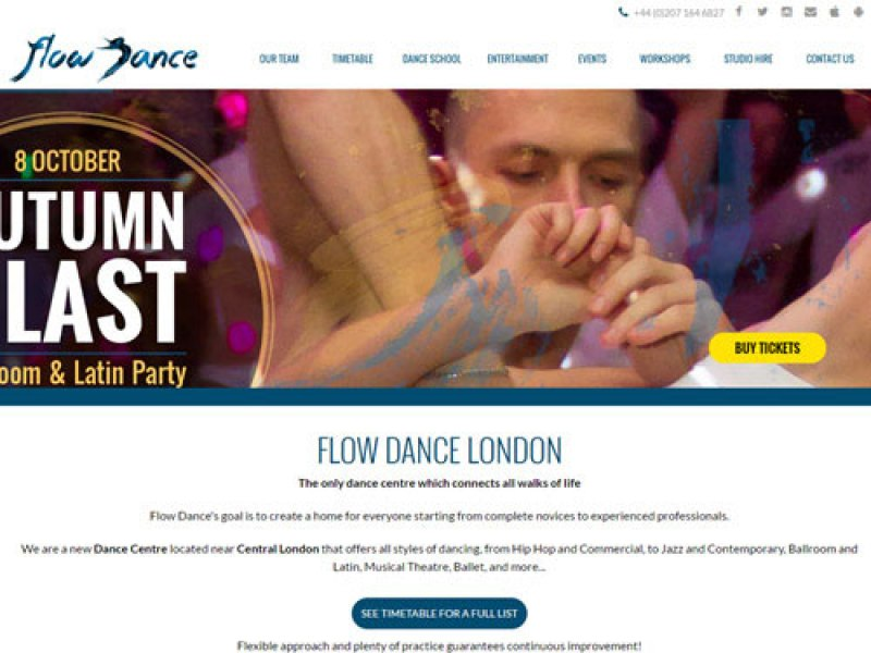 Flow Dance London
