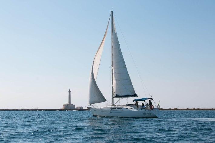 Luxury Sail Boat Nausika