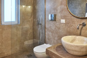 bathroom vacation villa in Puglia