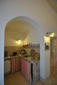 Apartment A Kitchen Palazzo San Giovanni BeeYond Travel