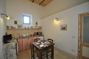 Apartment B Kitchenette Palazzo San Giovanni BeeYond Travel