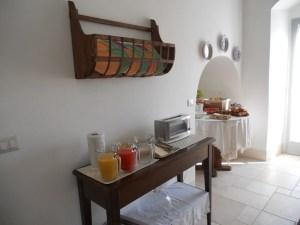 Breakfast Room 6 Palazzo San Giovanni BeeYond Travel