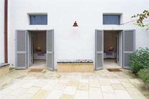Entrance Standard Rooms Palazzo San Giovanni BeeYond Travel