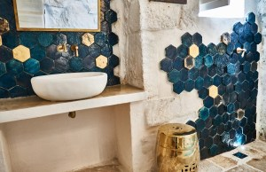 Luxury Vacation Bathroom