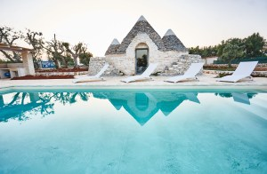 Trullo Large Vacation Luxury Estate