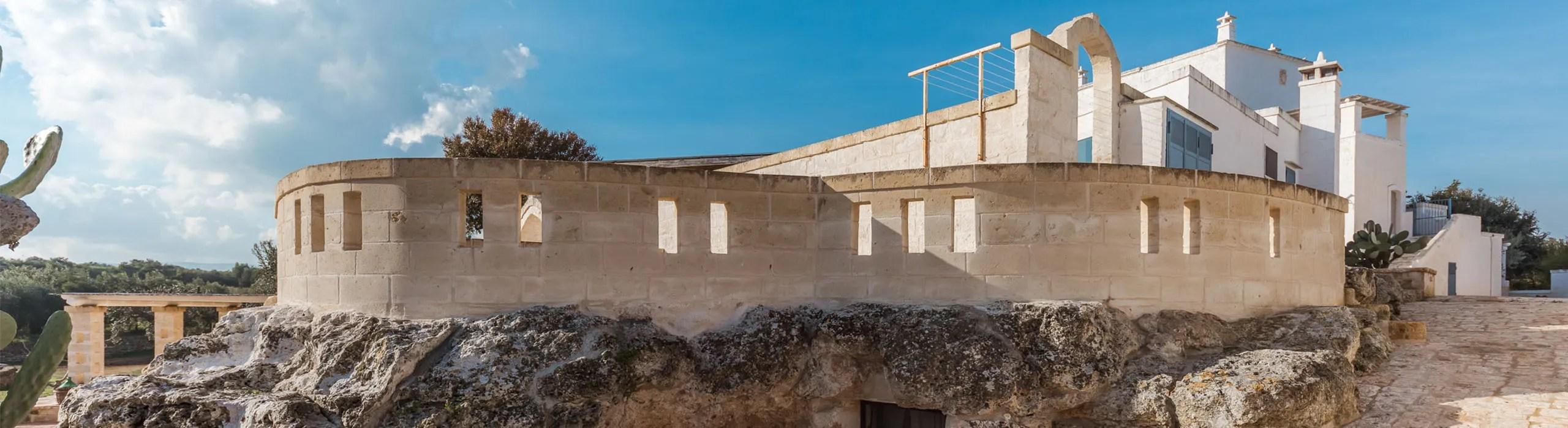 Luxury Vacation Masseria in Puglia by BeeYond Travel