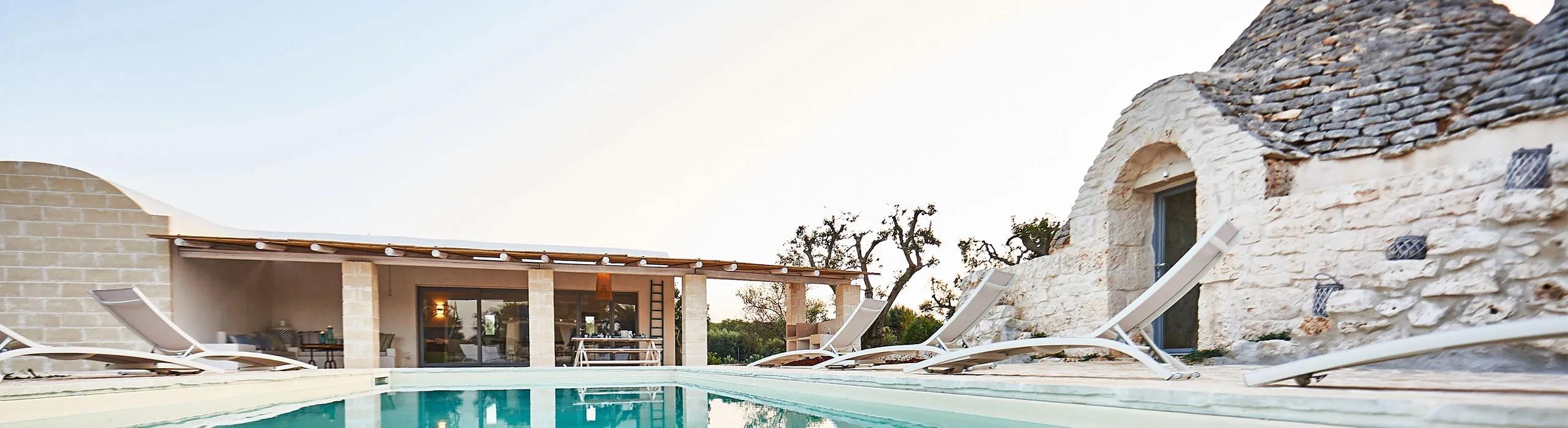 Trullo Oleum luxury stay Puglia
