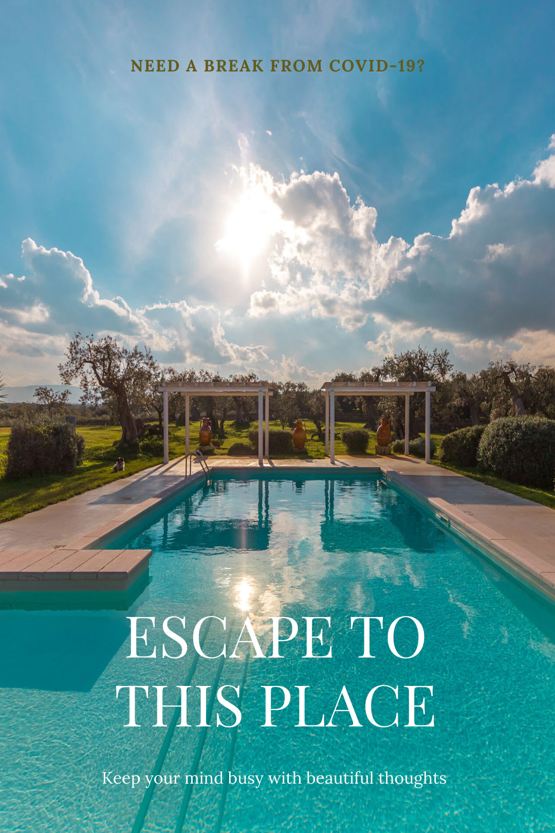 Paradisiac Vacation Property in Puglia by BeeYond Travel