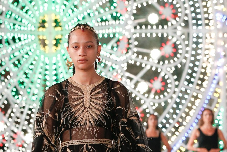 Fashionably Puglia picked by Dior