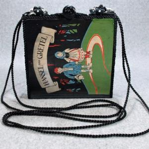 Hansel and Gretel Mobile Phone Book Purse