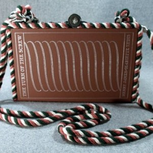 The Turn of the Screw Vintage Book Shoulder Purse
