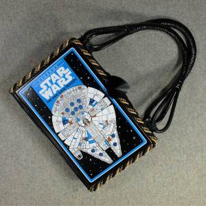 Star Wars – The Han Solo Trilogy Book Hand Purse