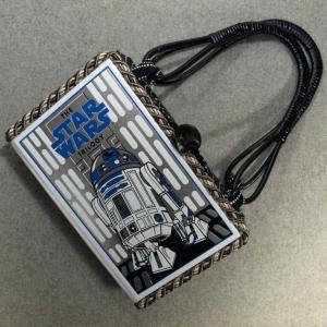 R2D2 The Star Wars Trilogy Book Hand Purse
