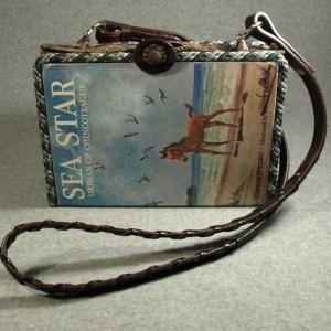 Sea Star – Orphan of Chincoteague Vintage Book Tablet Purse