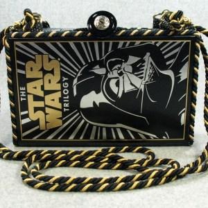 Star Wars Trilogy Darth Vader Book Shoulder Purse