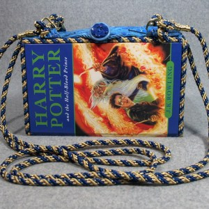 Harry Potter And The Half-Blood Prince Book Purse