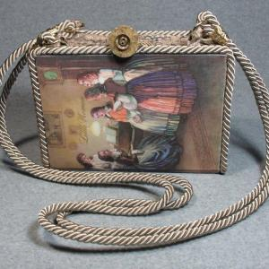 Little Women Vintage Book Shoulder Purse