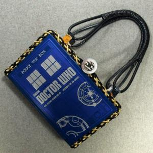 Doctor Who – The Silent Stars Go By Book Hand Purse