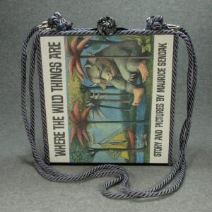 Where The Wild Things Are Tablet Book Purse
