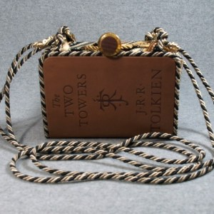 The Two Towers Mobile Phone Book Purse