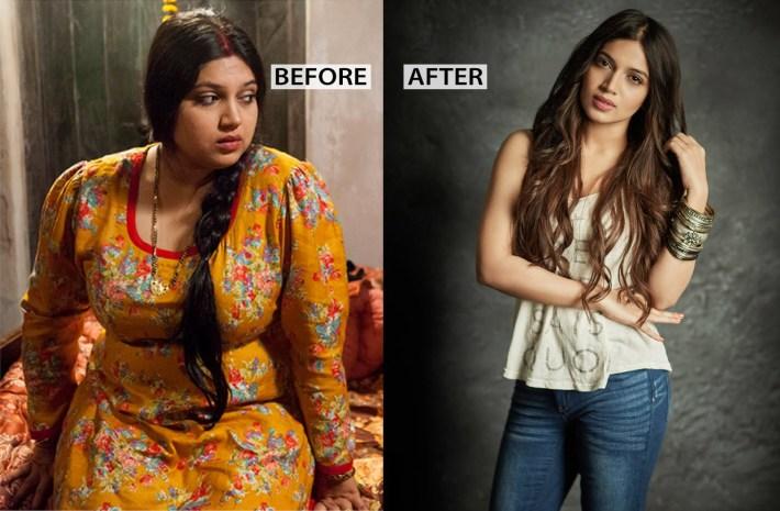 bhumi pednekar weight loss diet plan, lose 21 kgs in 4 months