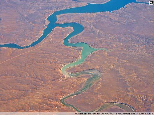 Green rivers