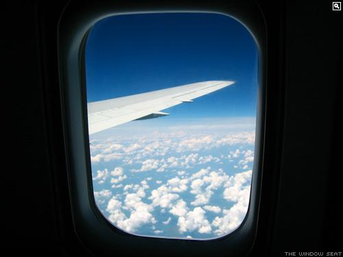 The window seat