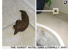 Worst hotel : Photograph by Simon Jones