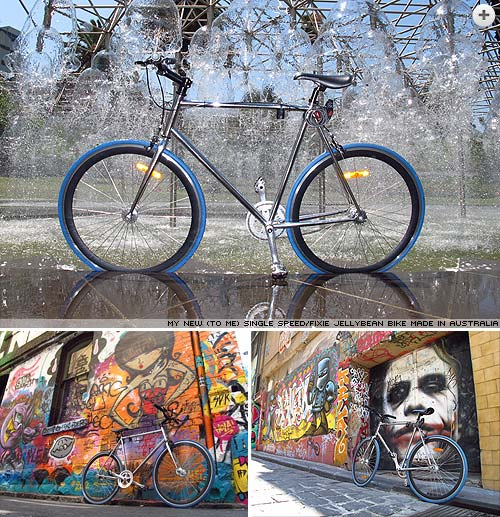 Jellybean bike