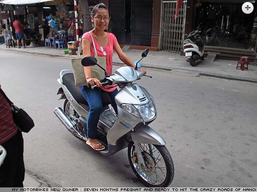Tips about selling a motorbike in Vietnam