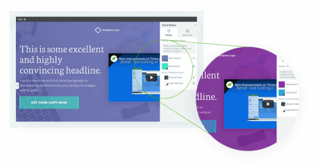 Smart Landing Pages