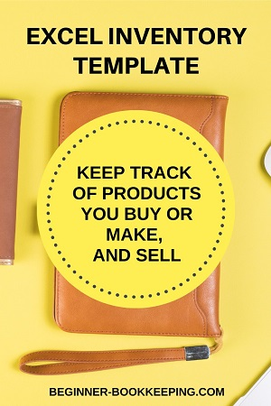It professionals can save time with this software inventory tracking template. Free Excel Inventory Template