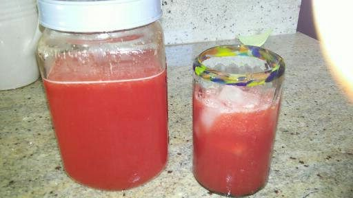 We Are Past Due for Watermelon Juice!