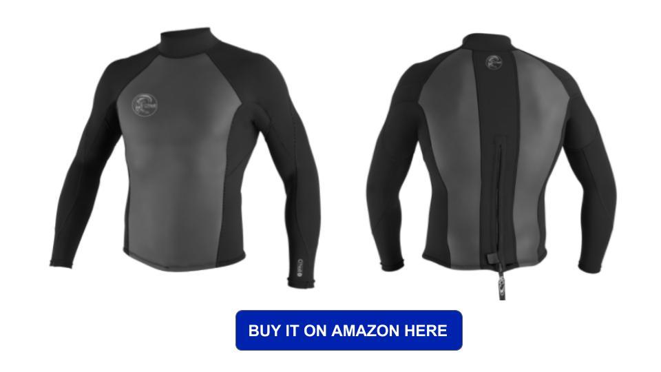 1mm wetsuit top